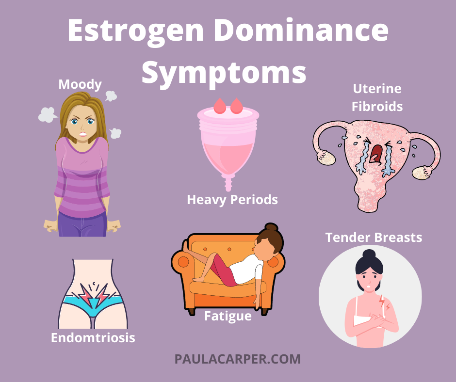 Estrogen Dominance- Is it affecting you and what you can do about it?