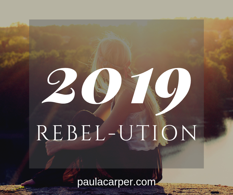 5 New Year's Rebel-utions for Powerful Energy, Focus, Moods & Hormone Balance